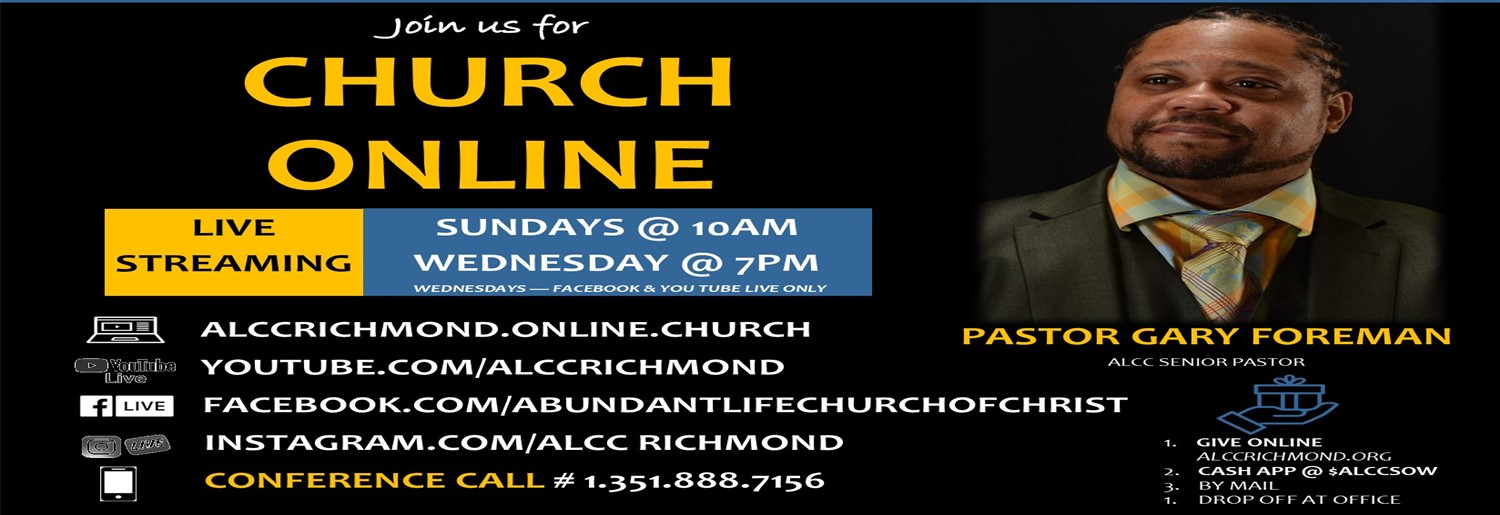 CHURCH ONLINE GIVE