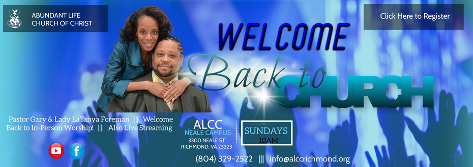 Back to Church - Web Slide2 - Register to Attend