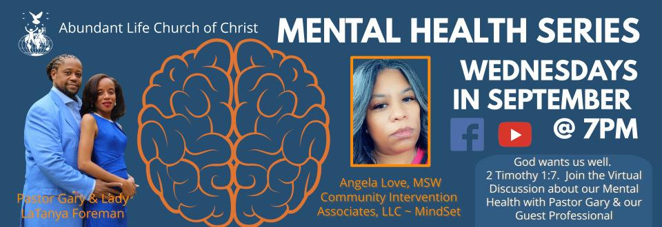 Mental Health Bible Study Series - Sept 2021 - for website